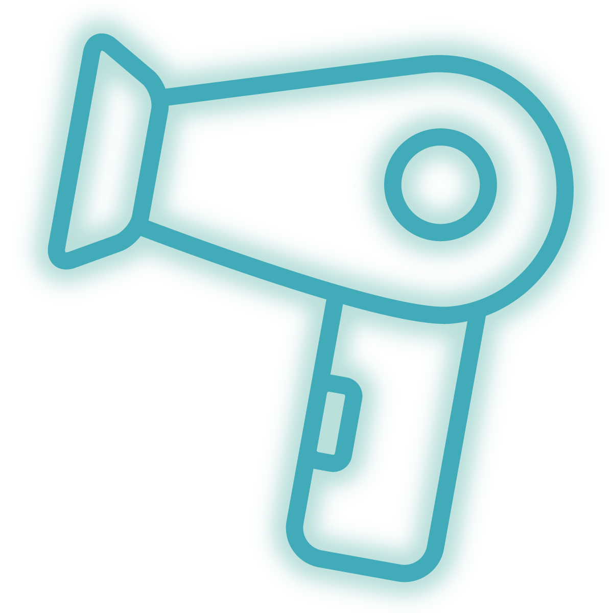blow dryer icon